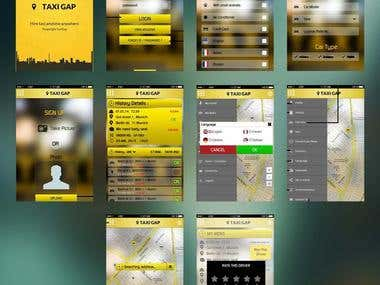 Taxi App