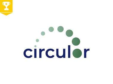 CIRCULOR Logo Design