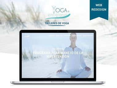 Yoga emocional México