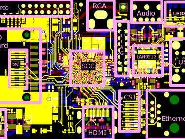 Advanced PCB design