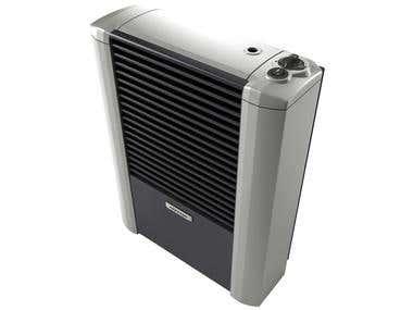PELTRE II | Convector heater | Year:2008