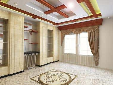 KSA ( Saudi Arabia) Home Interior design