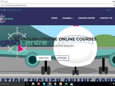 https://onlinecourse.englishcentre.eu/