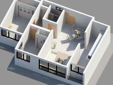 Prototipos de apartamentos