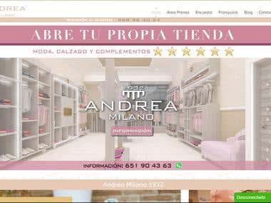 Andreamilano.es