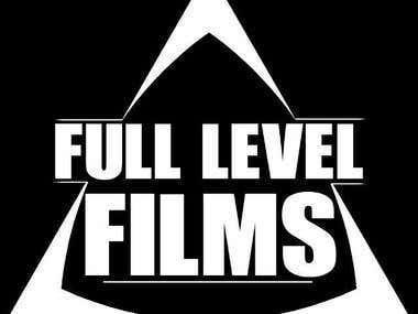 Logo Full Level Films