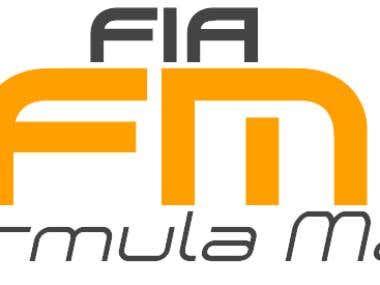 Logo FIA Formula Mag
