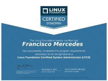 Certifications Linux
