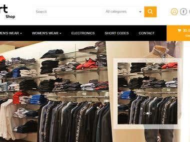 Dusky Smart Shop