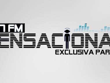 Logo Sensacional 93.7FM