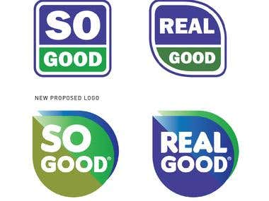 SO GOOD & REAL GOOD RE-BRANDING PITCH - JANUARY 2012
