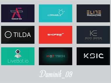 Damonik_09 logo design