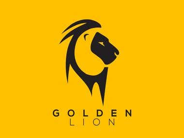 Golden Lion Logo