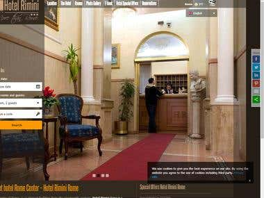 Hotel Rimini Official Site