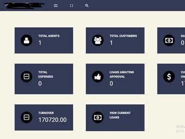 Loan Management System (ASP.NET MVC)