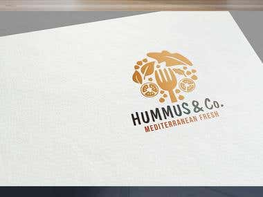 HUMMUS & CO LOGO