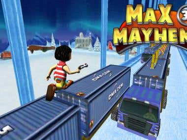 Max Mayhem 3D
