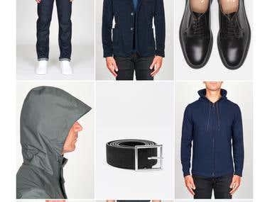 Negozio Abbigliamento SBU