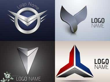 Creative Logo Design 02