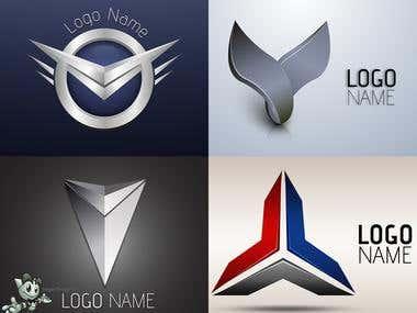 Creative Logo Design 02