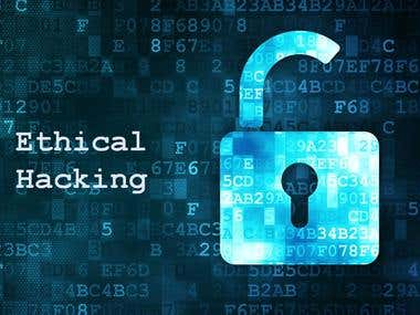 Research on Ethical Hacking