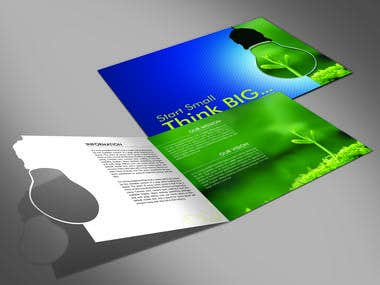 Brochure Designed By Rapidwebhub