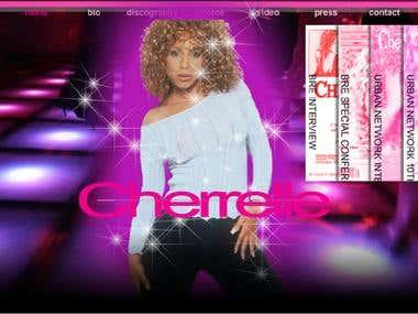Entertainers Website
