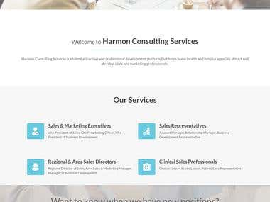 Harmon Consulting Services