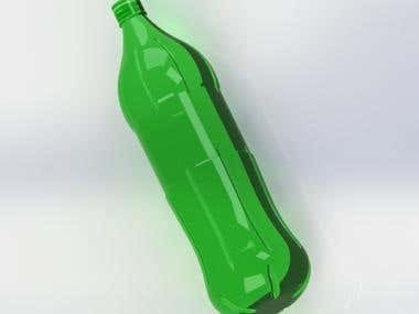A drink bottle