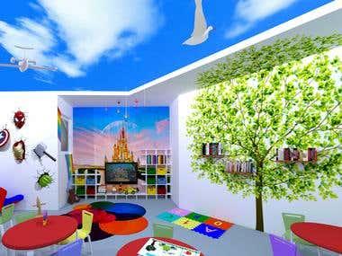 Kids Room - Dubai (United Arab Emirates)