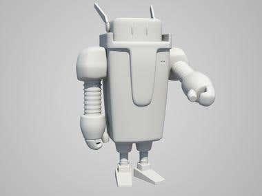 RR (RedRobo) - 3D