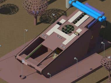 NASA_3D-Printed Habitat Challenge