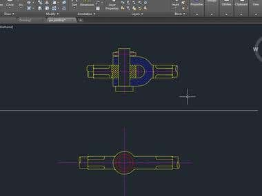 Autocad 2D Drafting