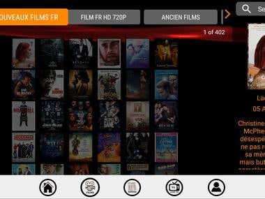 Huss TV (Android & Roku)
