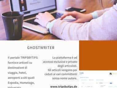 Copywriter pe TripsByTips