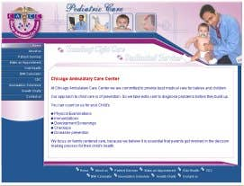 Pediatric Doctor's Web Site