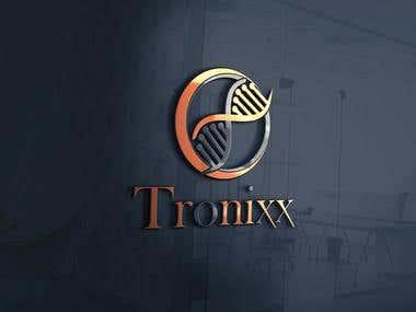 Tronixx Logo