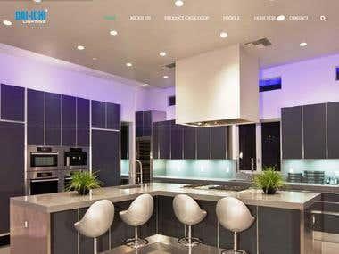 Dai-chi is lighting bulb website