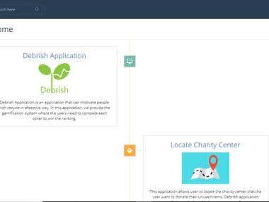 Debrish Application