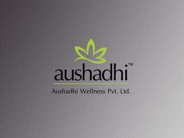 Aushadhi Wellness Pharma Website