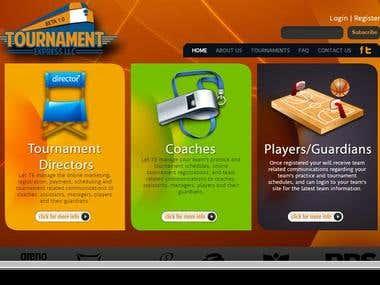 PHP+ CodeIgniter- http://tournamentexpress.com