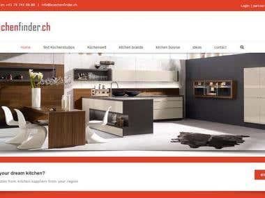 WordPress- http://www.kuechenfinder.ch/