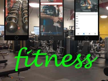 FITNESS: MOBILE APPLICATION