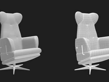 chair (low poly)