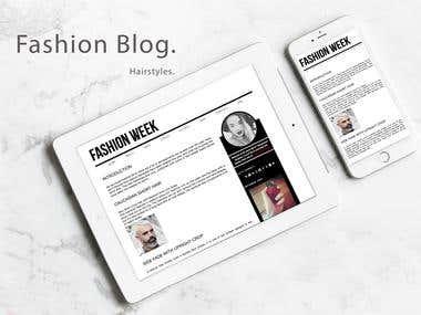 Blog Wiriting