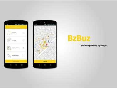 BzBuz Best Service Provider Application