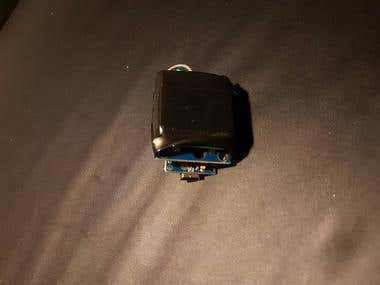Micro GPS Speed logger