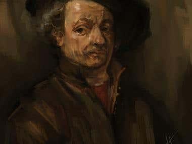 Digital Rembrandt