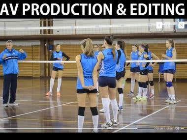 """Las Panteras"" - Argentina Women's National Volleyball Team"