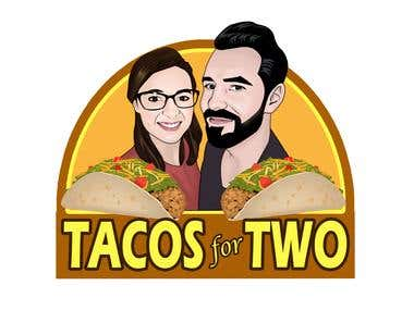 Tacos for two.